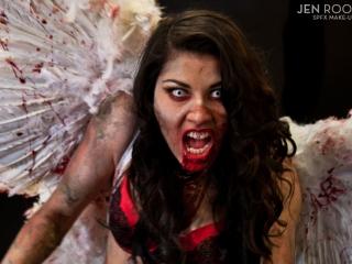 Victoria Secret Zombie